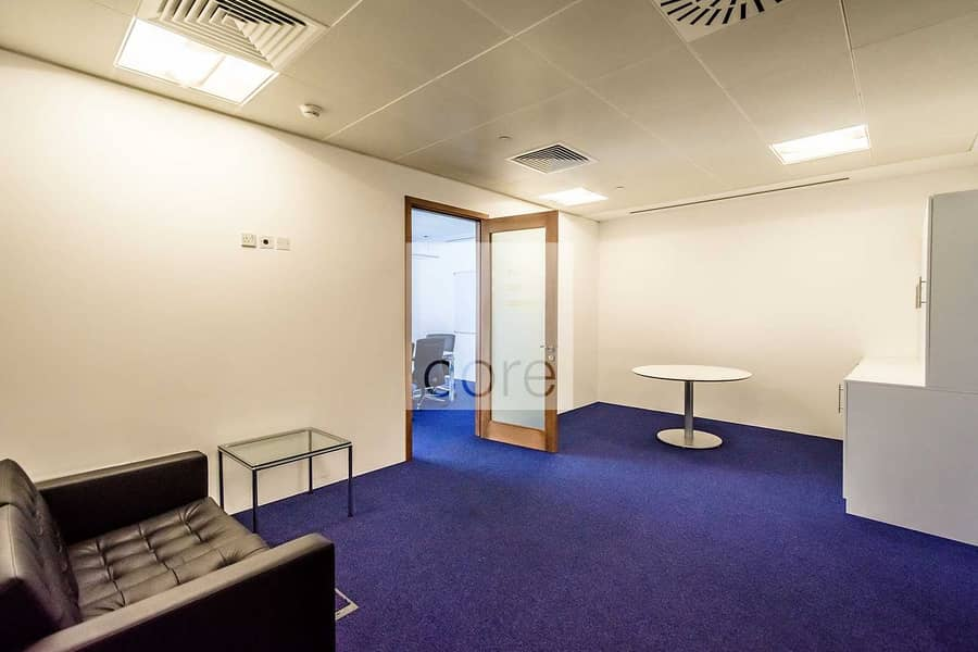 10 High Standards   Furnished Office  Available