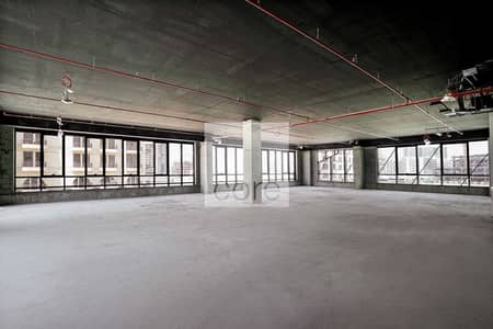 Office for Rent in Al Barsha, Dubai - Half Floor | Shell and Core | 12 Cheques | Parking