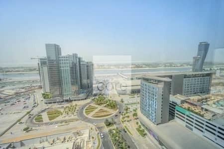 مکتب  للايجار في كابيتال سنتر، أبوظبي - High Floor | Fitted Office | Luxurious