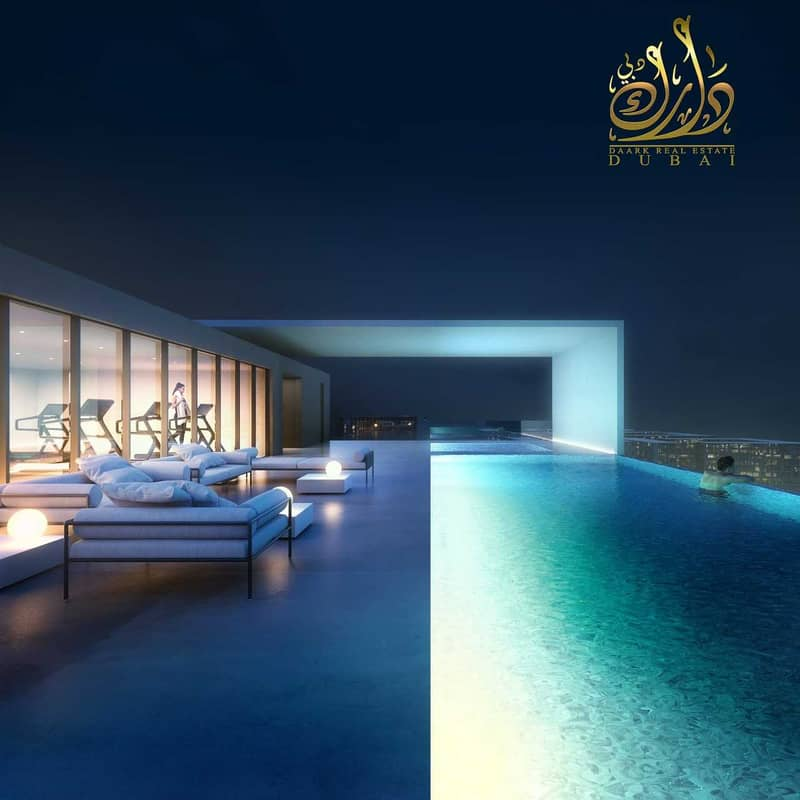 14 Pure investment Vida is the first joint project between Emaar and Arada  with the largest dancing fountain in Sharjah