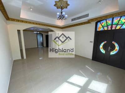 فیلا 6 غرف نوم للايجار في المشرف، أبوظبي - Spacious 6 bedroom villa in al Mushrif