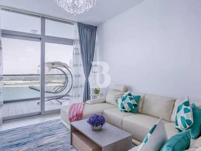 فلیٹ 1 غرفة نوم للايجار في نخلة جميرا، دبي - SEA VIEW WITH BIG TERRACE 1BED FURNISHED