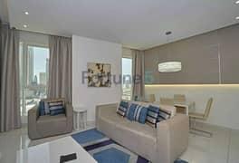 شقة في داماك ميزون ذا فوغ الخليج التجاري 2 غرف 1100000 درهم - 5287742