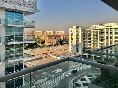 Studio for Sale in Dubai Studio City, Dubai - Contemporary Studio with Balcony