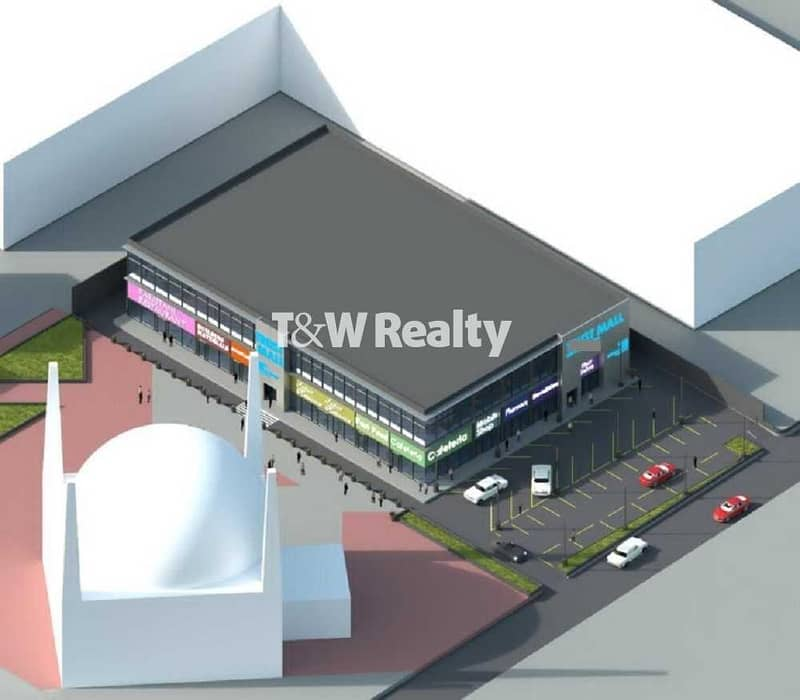 FOR SALE Shopping Center  mall Plot Project  Commercial Retail