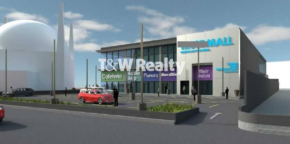 2 FOR SALE Shopping Center  mall Plot Project  Commercial Retail