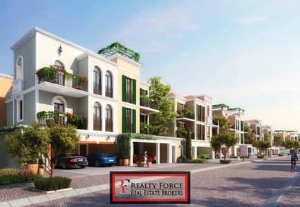 تاون هاوس 4 غرف نوم للبيع في جميرا، دبي - RARE TO FIND |4BR END UNIT | DIRECTLY ON THE WATER