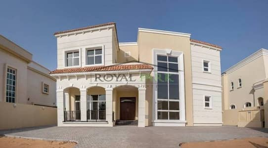 new unused detached 5 bedroom villa at alquz 1 for rent