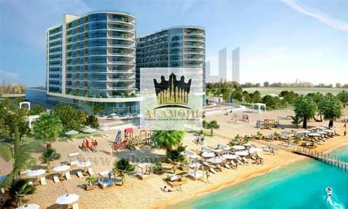 استوديو  للبيع في جزيرة المرجان، رأس الخيمة - Own directly to gulf sea with stunning view