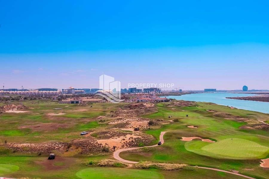 Biggest Layout w/ Terrace Tranquil Golf+Sea View!
