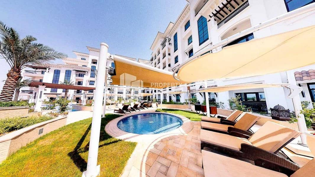 16 Biggest Layout w/ Terrace Tranquil Golf+Sea View!