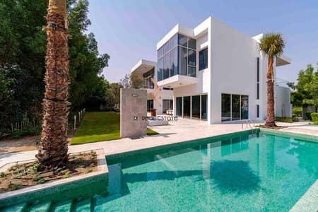 6 Bedroom Villa for Sale in Al Barari, Dubai - Stunning Luxurious Villa in Al Barari