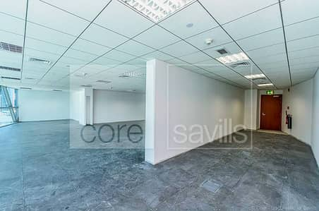 High quality fitted office in Park Towers, DIFC