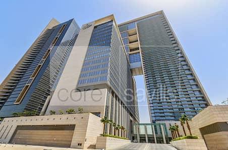 Prestigious, semi-fitted office | Burj Daman