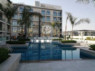 استوديو  للايجار في قرية جميرا الدائرية، دبي - STUDIO W/ BALCONY | BEST PRICE FURNISHED JVC