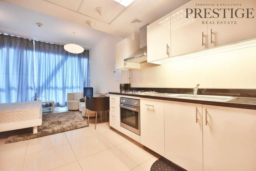 2 Furnished Studio | Access to Mall - Metro| Park tower DIFC