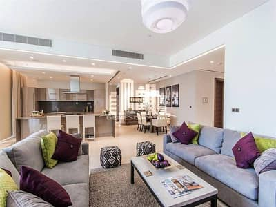 Luxurious finishing 3BR+Maid - MBR City