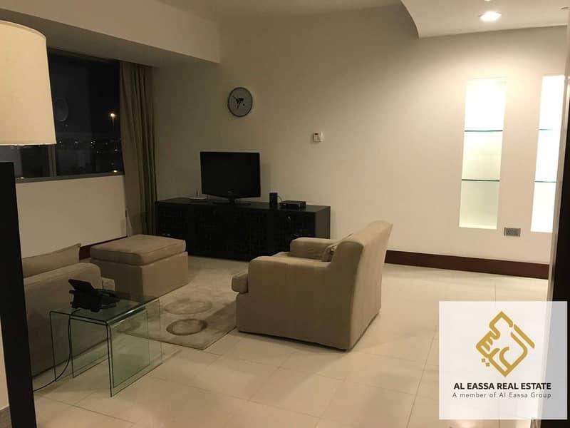 شقة في جميرا ليفنج مساكن جميرا ليفنج بالمركز التجاري العالمي مركز دبي التجاري العالمي 2 غرف 1350000 درهم - 5288151