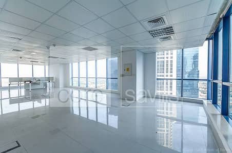 Fitted Office with Partitions For Rent | X2