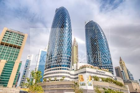 Prime location, fitted office in Park Towers, DIFC