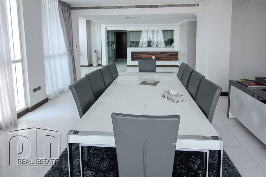 2 Luxury Upgraded 4 Bedroom Duplex Penthouse