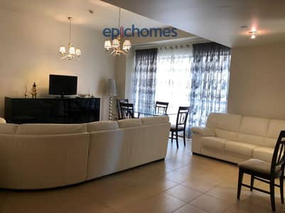 Spacious - Furnished - Sea view -2BHK
