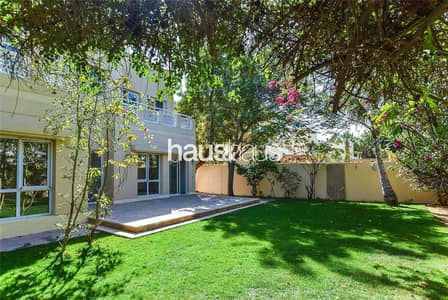 4 Bedroom Villa for Sale in The Meadows, Dubai - Strictly Exclusive | Extended Type 6 | Rented