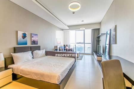 Studio for Rent in Corniche Area, Abu Dhabi - Vacant | Newly Listed Studio apt w/ Relaxing View