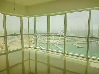Deluxe 3 Bed Apt for Saler in Durrah Tower with Maid Room