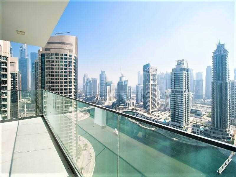 Full Floor For Sale | High Floor | Exquisite Marina and Sea Views