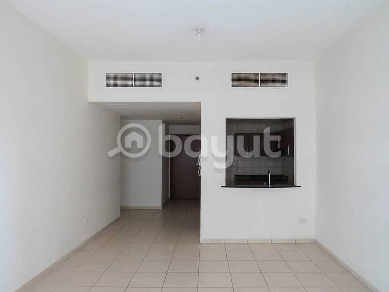 صالة رائعة من غرفتي نوم للبيع في أبراج عجمان ون.