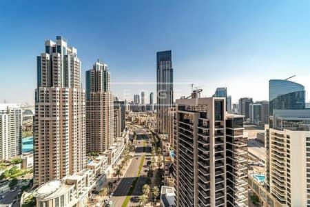 فلیٹ 3 غرف نوم للايجار في وسط مدينة دبي، دبي - 03 SERIES    UNFURNISHED 3 + MAID APT   HIGH FLOOR