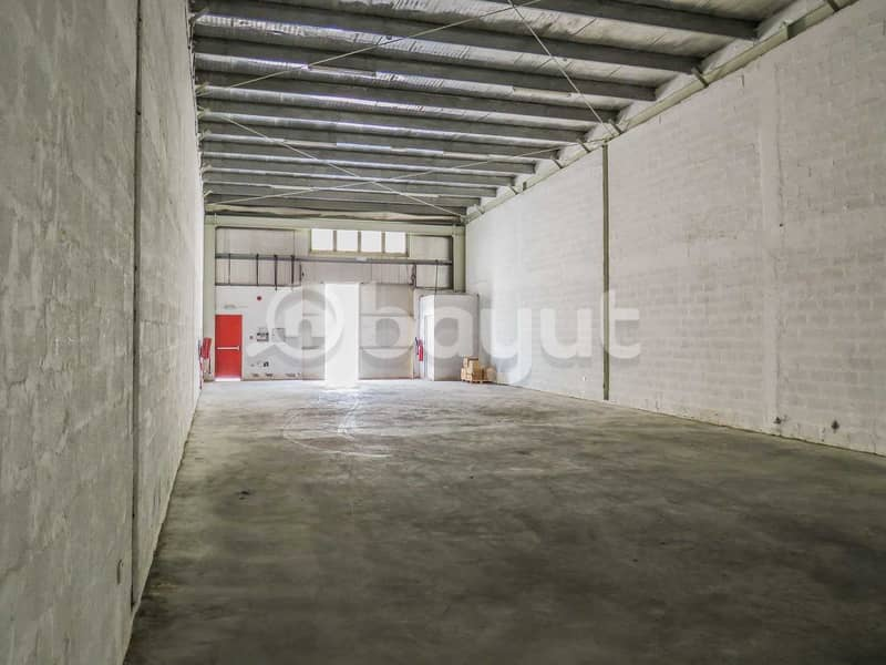 مستودع في المنطقة الصناعية 18 المنطقة الصناعية 45000 درهم - 5288457