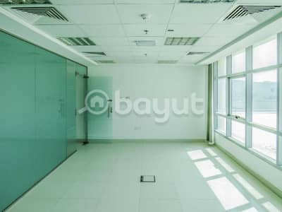 Office for Rent in Industrial Area, Sharjah - ready office with partition