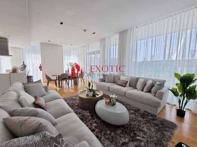 3 Bedroom Flat for Rent in Bluewaters Island, Dubai - Brand New || Community View | Spacious