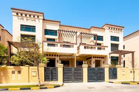 فیلا 5 غرف نوم للبيع في المقطع، أبوظبي - ?Super Luxurious 5+Maid with High End Facilities?
