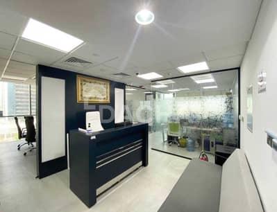 مکتب  للبيع في أبراج بحيرات الجميرا، دبي - Investment Deal / Good ROI / Fully Furnished!