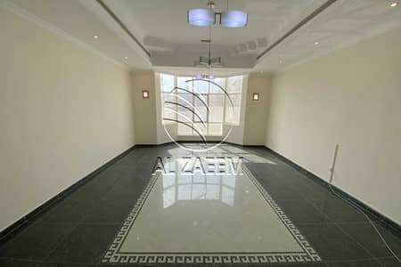 6 Bedroom Villa for Rent in Al Mushrif, Abu Dhabi - Spacious Villa with Maid's and Driver Room