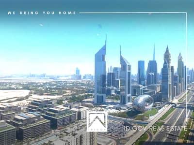 فلیٹ 3 غرف نوم للايجار في شارع الشيخ زايد، دبي - Amazing View | Best Layout | High Floor