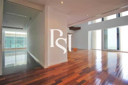 3 Bedroom Apartment for Rent in Sheikh Zayed Road, Dubai - Premium Duplex 3 BHK/Massive/Burj Khalifa View/SZR