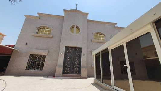 5 Bedroom Villa for Sale in Al Mowaihat, Ajman - For sale a luxurious villa in Ajman, the area of 6400 feet