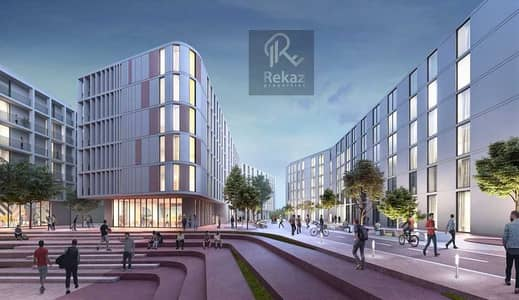 1 Bedroom Flat for Sale in Aljada, Sharjah - 20% DP -8% ROI for 10 Yrs The Best Investment Opportunity  in  AL Jada- Nest Student Accommodation- Sharjah