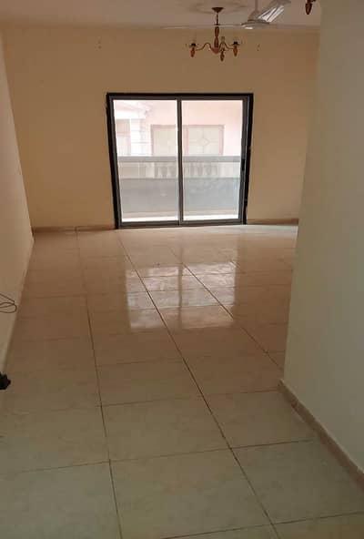 1 Bedroom Apartment for Rent in Al Nuaimiya, Ajman - One Bedroom Hall with Balcony, central AC