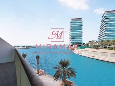 بنتهاوس 3 غرف نوم للبيع في شاطئ الراحة، أبوظبي - LUXURY 5B+MAIDS PENTHOUSE WITH DIRECT ACCESS