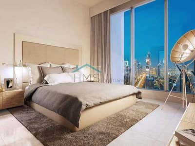 2 Bedroom Apartment for Sale in Downtown Dubai, Dubai - Mid level | front facing Opera district