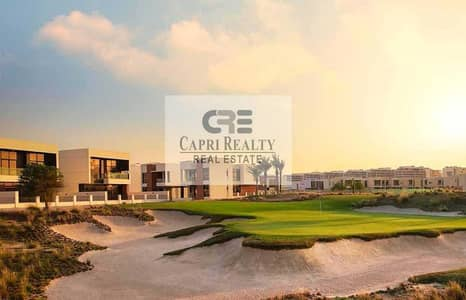 5 Bedroom Villa for Sale in DAMAC Hills (Akoya by DAMAC), Dubai - Golf course view| 4 yrs payment plan| New villa project