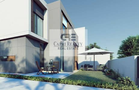 2 Bedroom Villa for Sale in Dubai South, Dubai - Pay in 5 years  close to Metro  Maid room  Brand New
