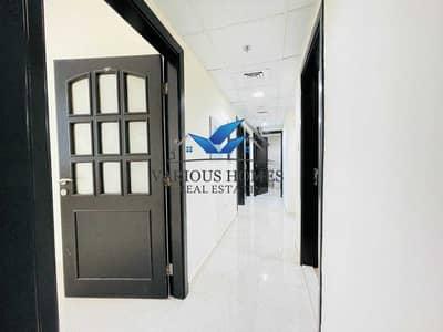 فلیٹ 2 غرفة نوم للايجار في الوحدة، أبوظبي - 02 BR Hall in New Building plus Parking Underground at Tanker Mai Delma St Al Wahda Area near Mamoura
