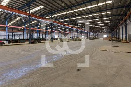 800KW Power Warehouse for any type of Industrial in DIP