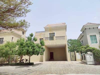 5 Bedroom Villa for Rent in The Villa, Dubai - Well Maintained Custom-Built 5BR+M Villa   Vaastu Compliant   Landscaped Garden